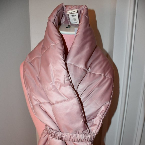 UGG Women's Quilted All Weather Puffer Scarf in Pi